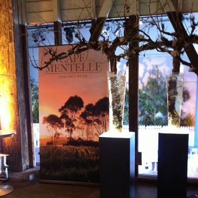 cape mentelle launch