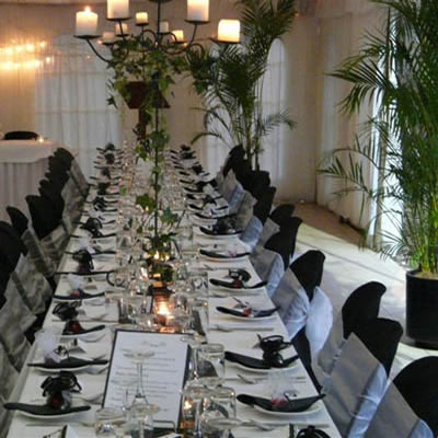 indoor plant event hire for weddings