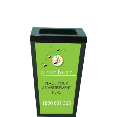 plant pot marketing event
