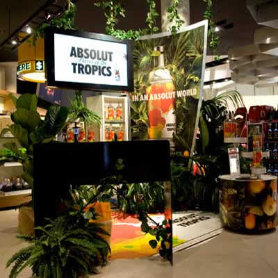 promotional indoor plant hire