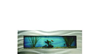 short term aquarium hire 1200 wide
