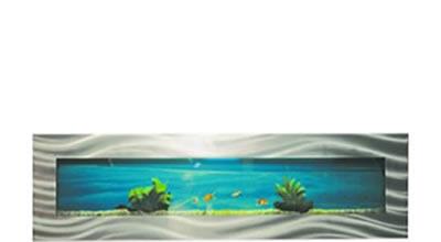short term aquarium hire 1800 wide